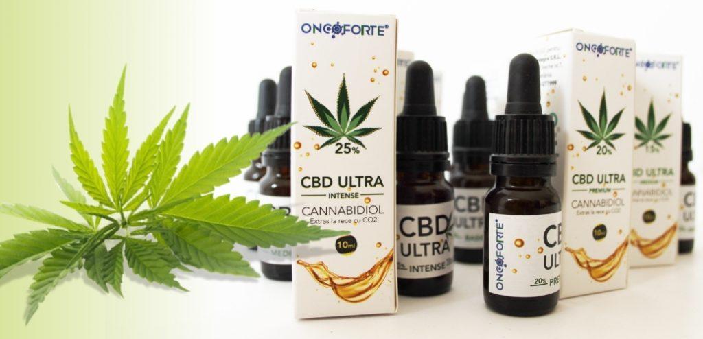 uleidecannabis Oncoforte CBD ULTRA